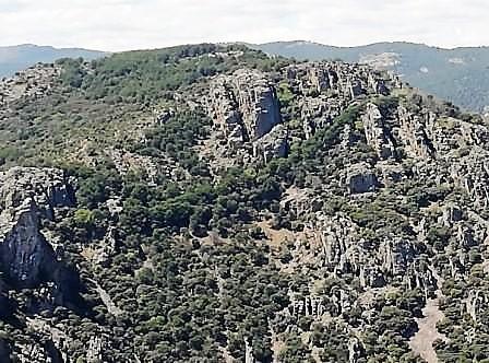 Las Correderas - Parque Natural de Despeñaperros - Jaén - Andalucía - España